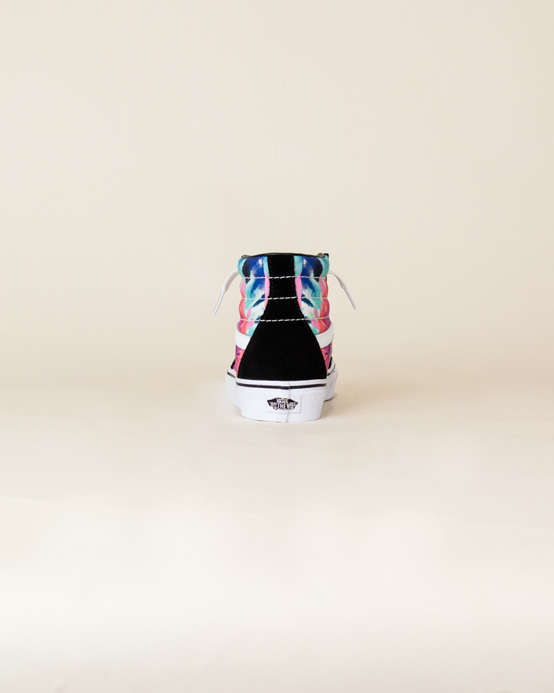 Vans Tie Dye Sk8- Hi - Multi-6