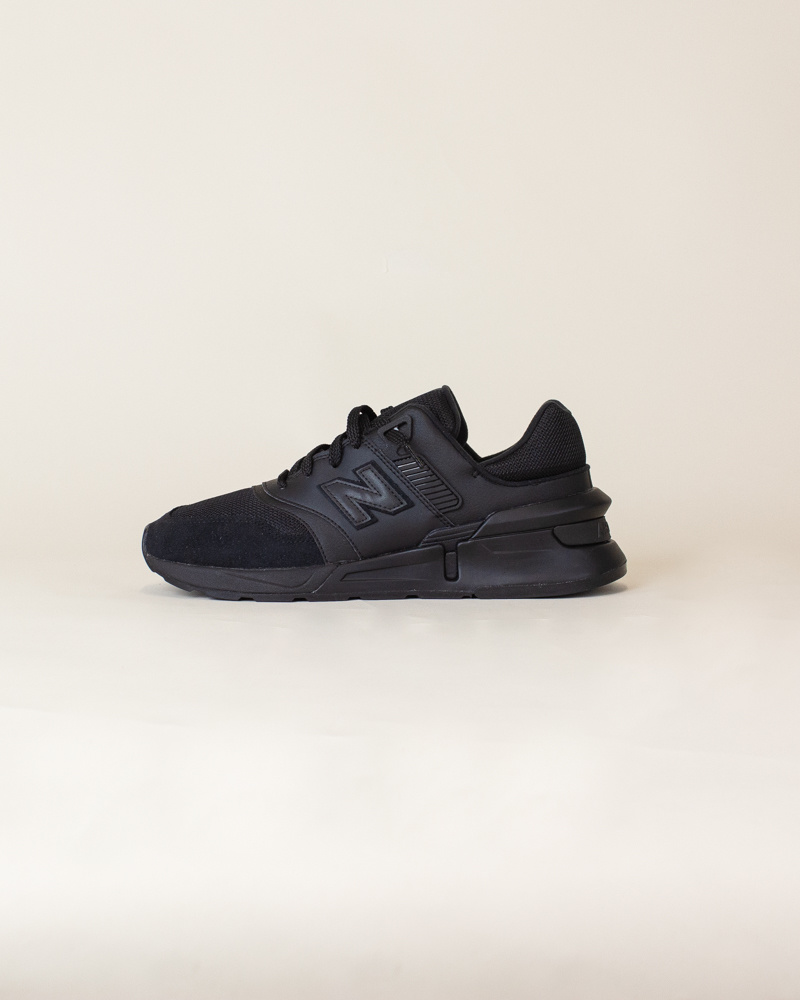 New Balance MS 997 LOP - Black/ Plum-1