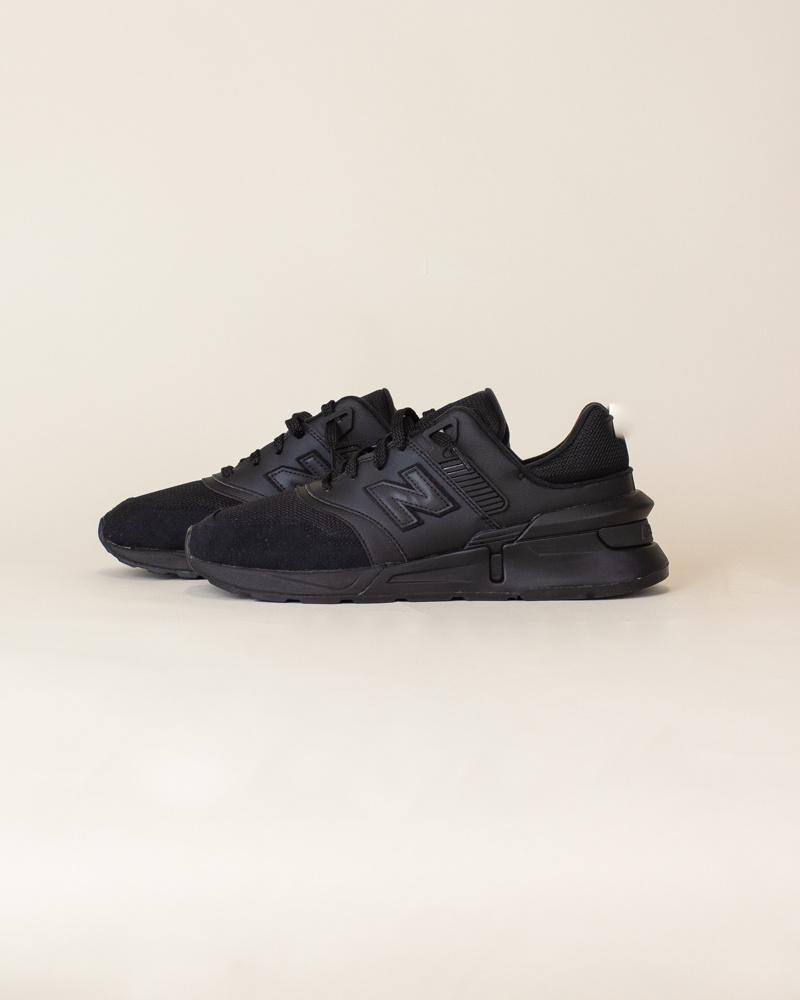 New Balance MS 997 LOP - Black/ Plum-2