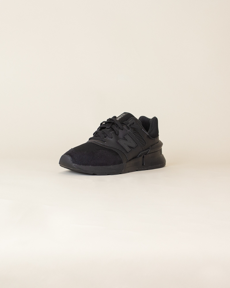 New Balance MS 997 LOP - Black/ Plum-3
