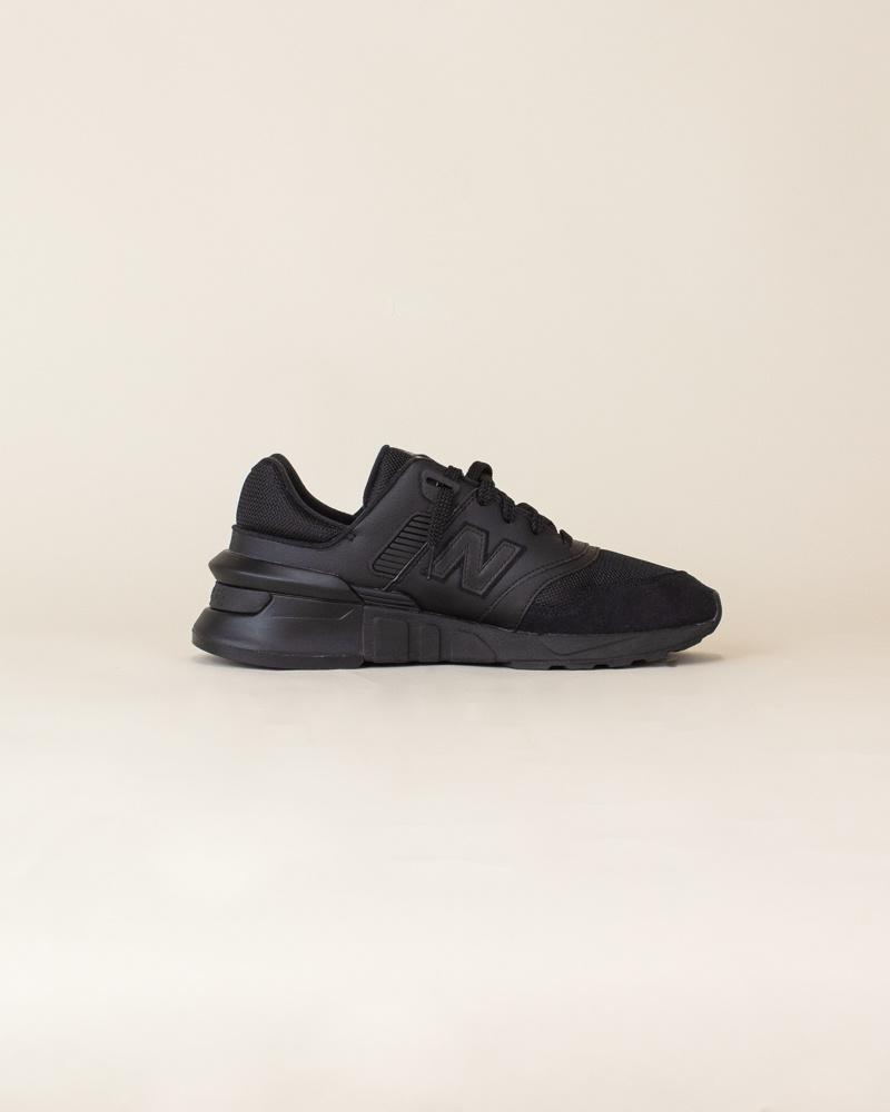 New Balance MS 997 LOP - Black/ Plum-4