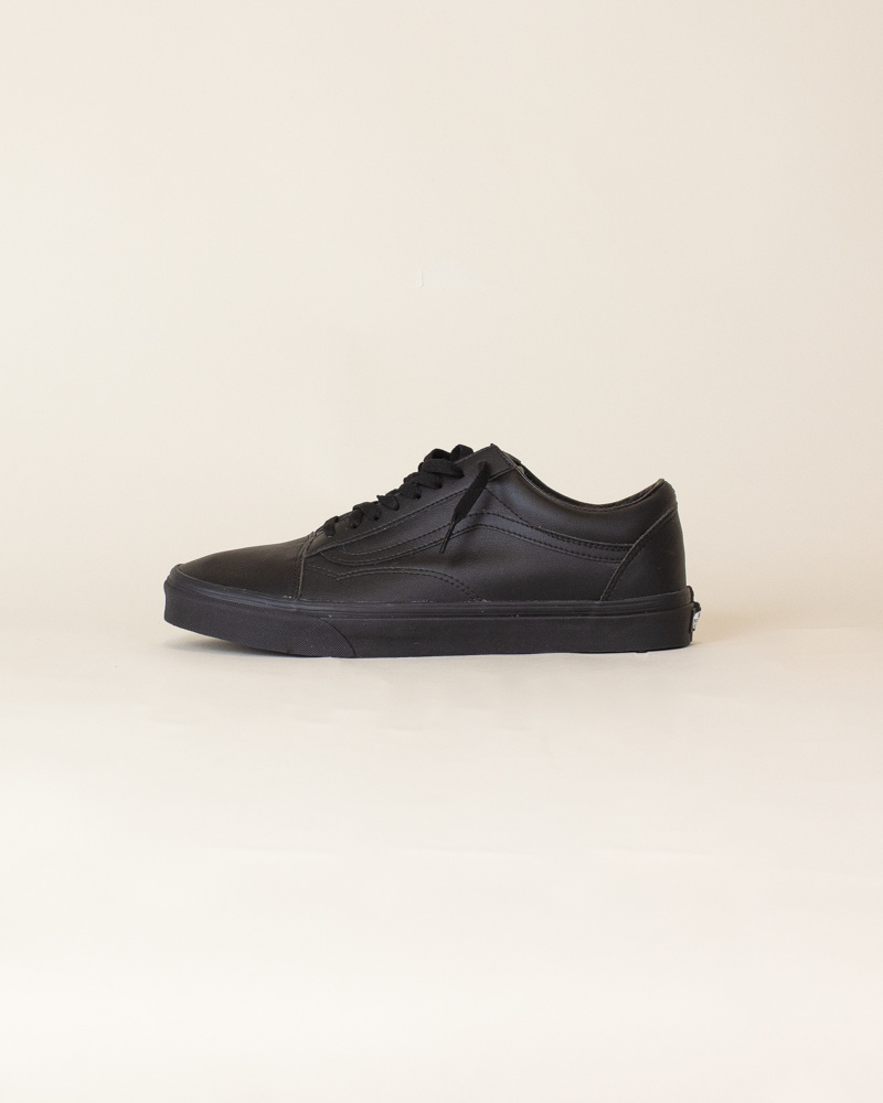 Vans Old Skool - Black/ Mono-1