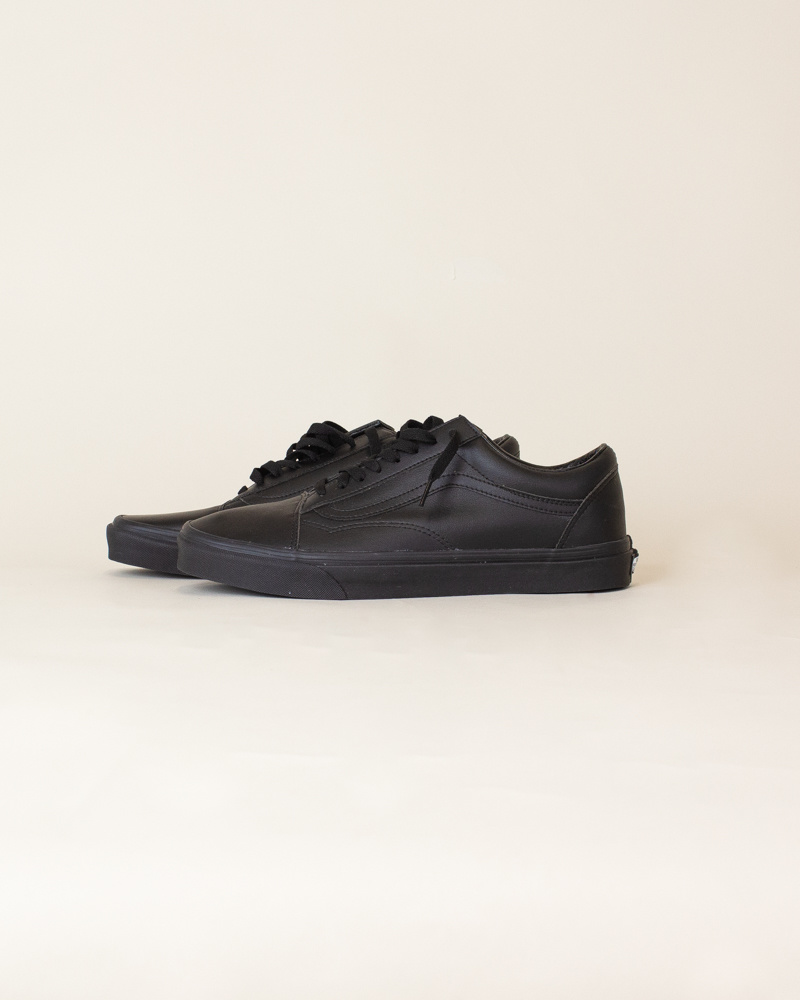 Vans Old Skool - Black/ Mono-2