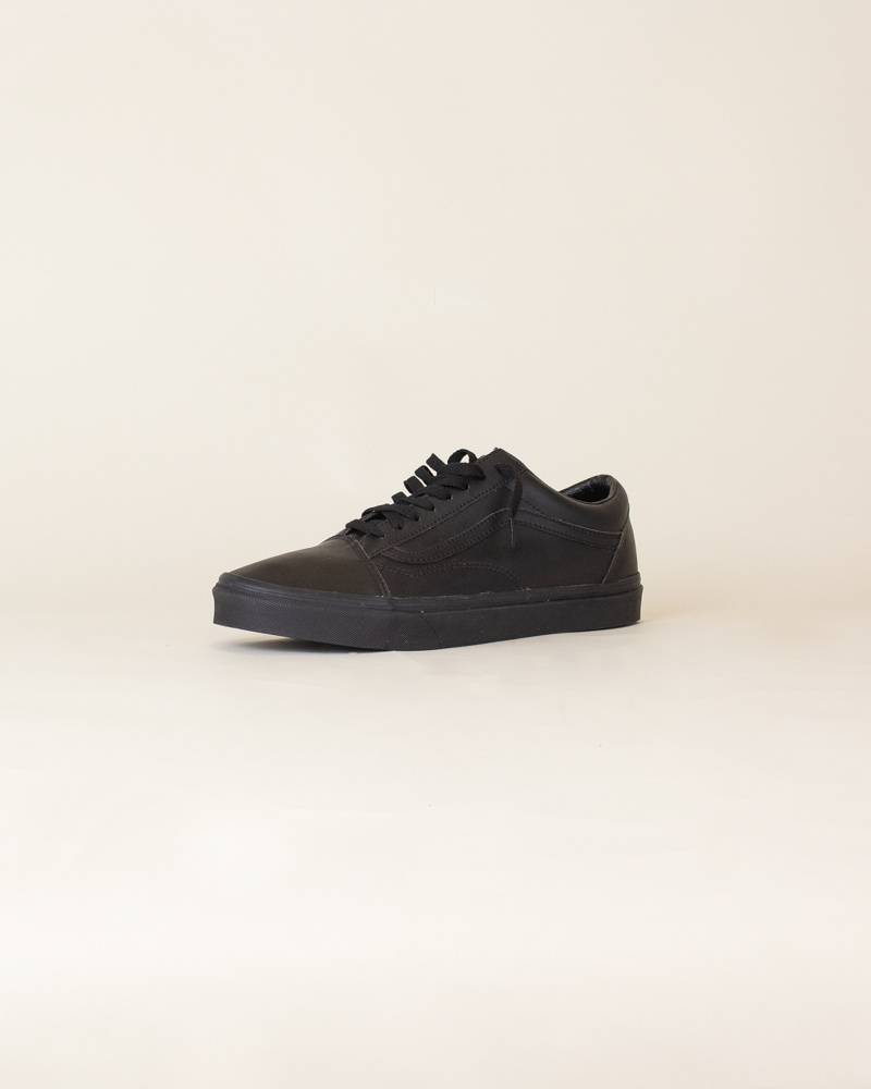 Vans Old Skool - Black/ Mono-3
