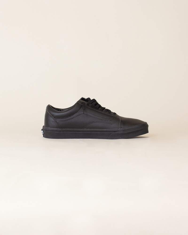 Vans Old Skool - Black/ Mono-4