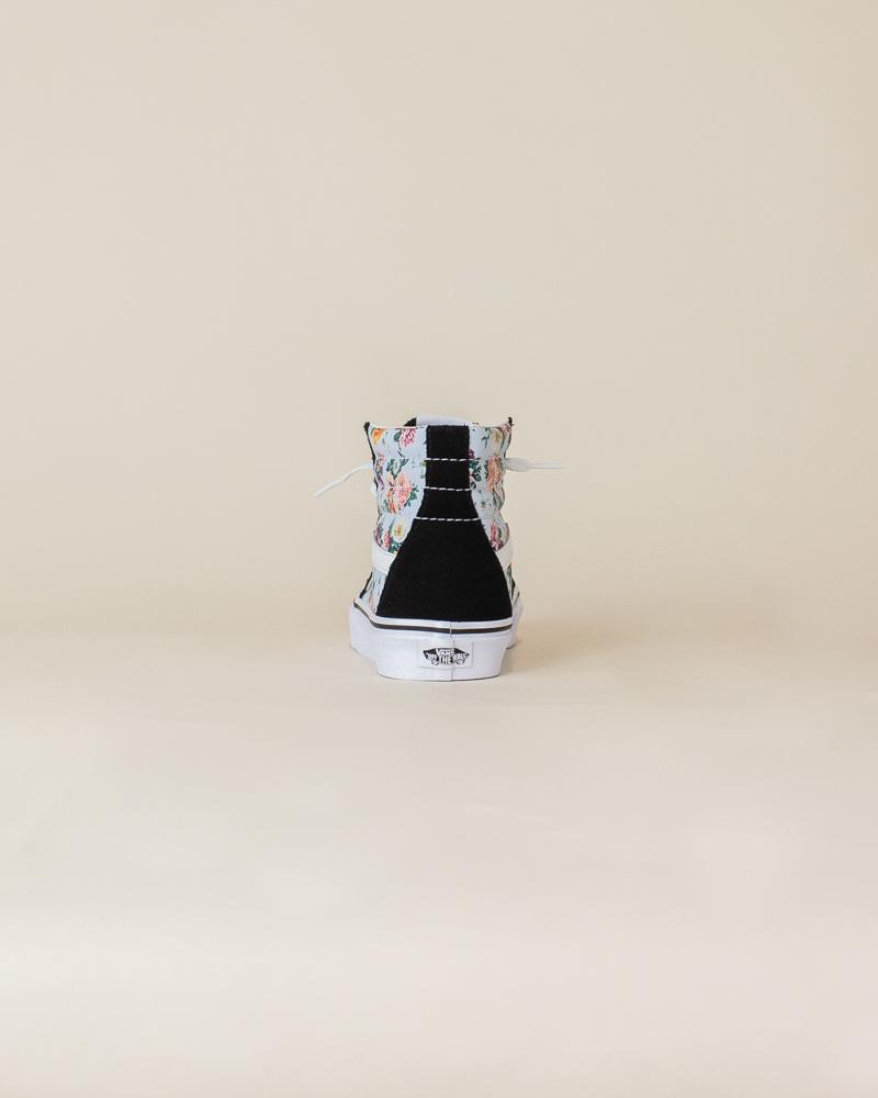 Vans Sk8-Hi - Black/Garden Floral-6
