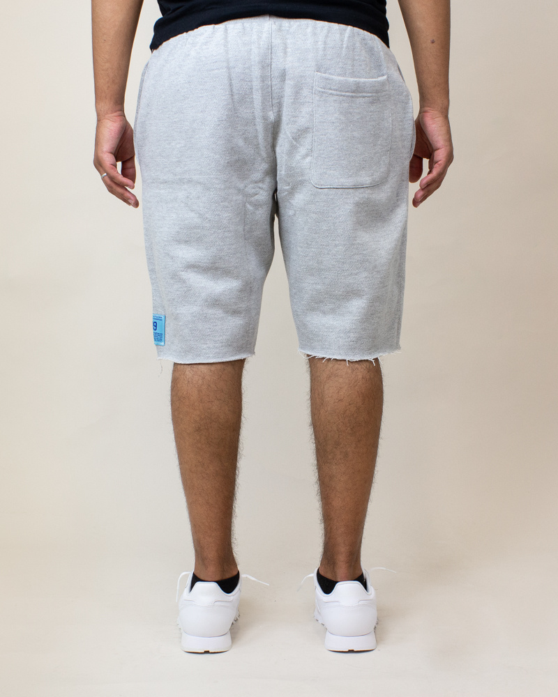 Champion Reverse Weave Cut-Off Shorts - Gray-4