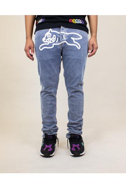 Icecream Grin Jean - Light Blue Jean