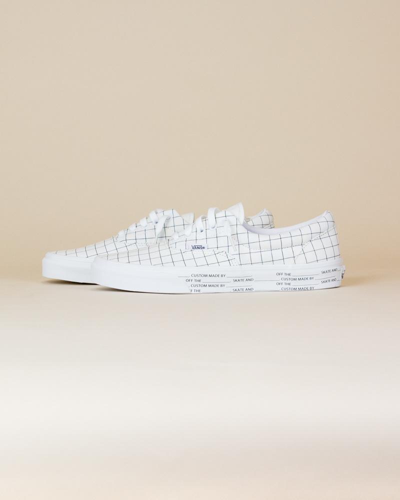 Vans U-Color Era - Checkerboard/True White-2