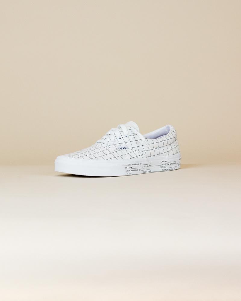 Vans U-Color Era - Checkerboard/True White-3