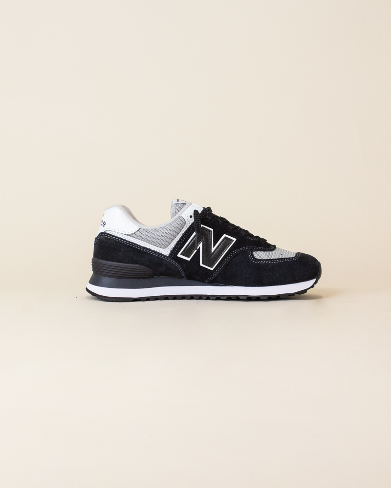 New Balance 574 SSN - Black/White-4