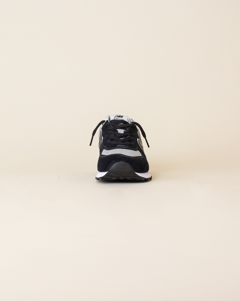 New Balance 574 SSN - Black/White-5