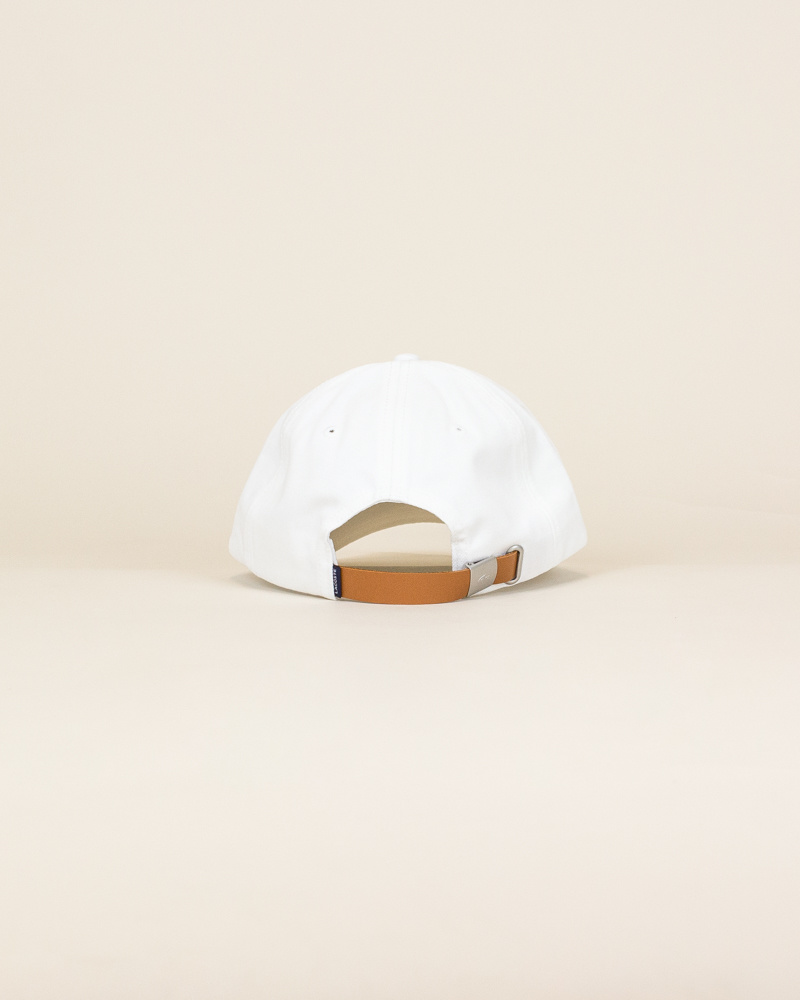 Lacoste Big Croc Cap - White-4