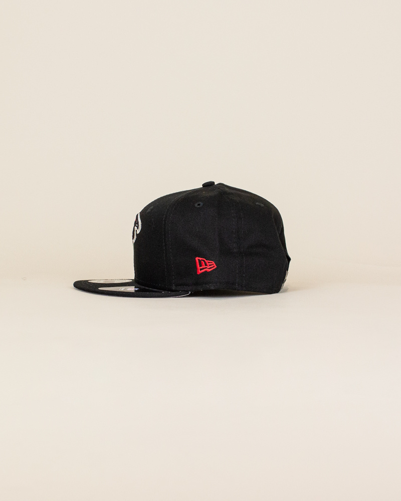 New Era Atlanta Falcons Snapback Hat - Black-2