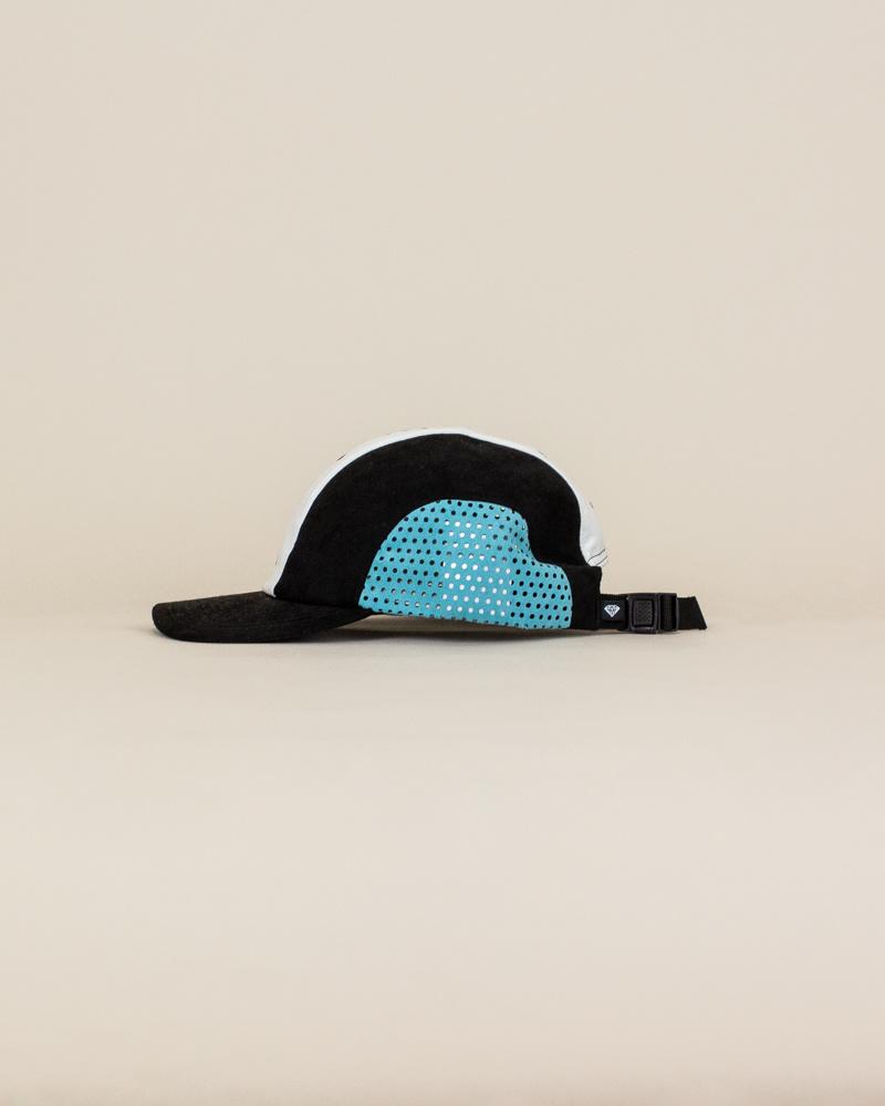 Diamond Supply Marquise Hat - Black-2