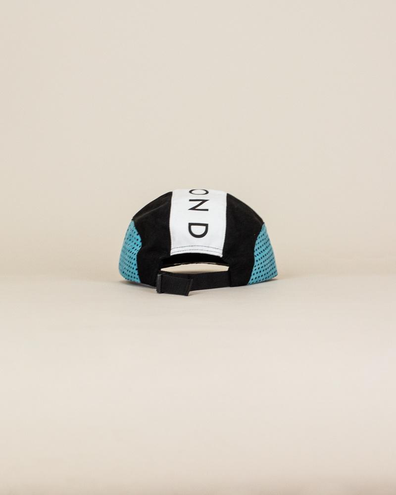 Diamond Supply Marquise Hat - Black-4