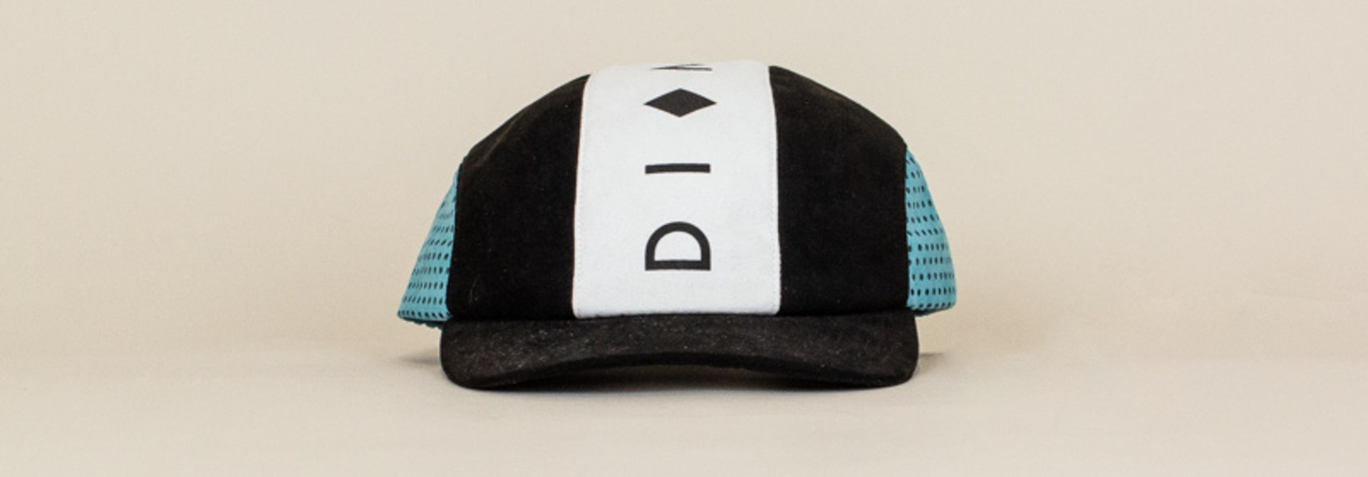 Diamond Supply Marquise Hat - Black