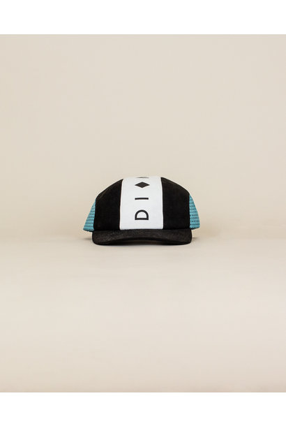 Diamond Supply Marquise Hat - Black