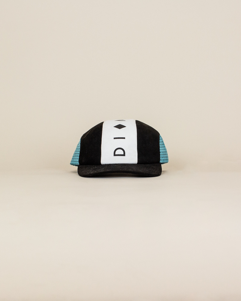 Diamond Supply Marquise Hat - Black-1