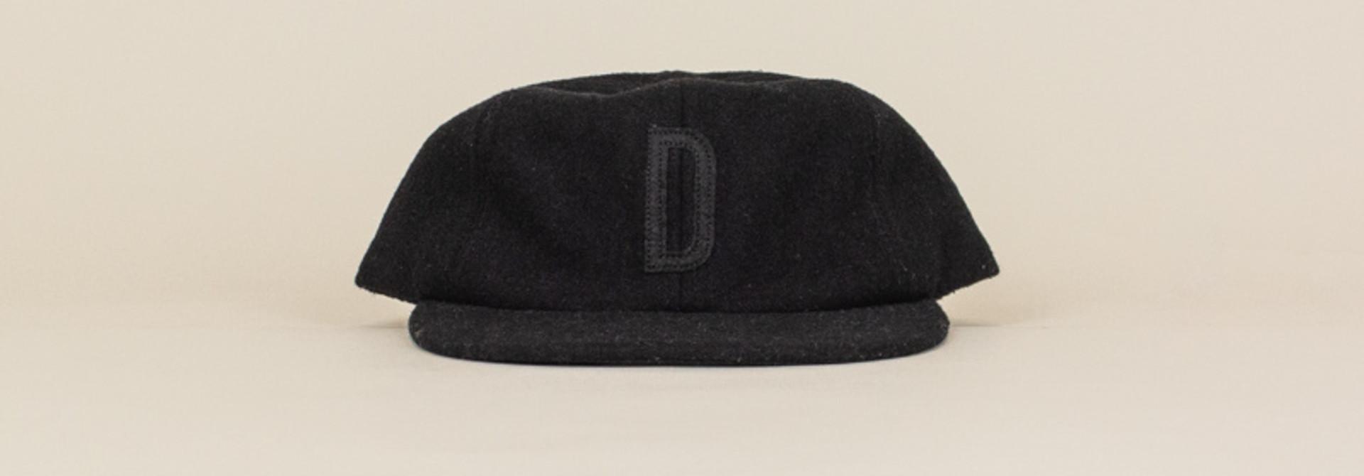 Diamond Supply Home Team Hat - Black