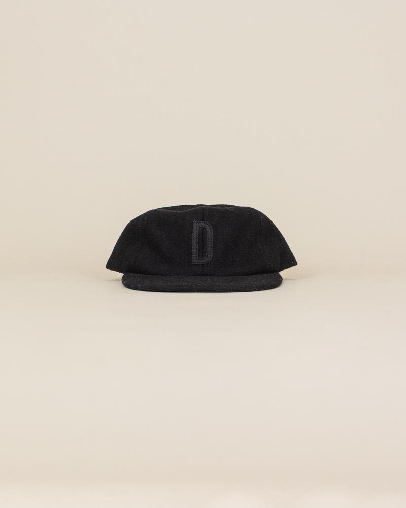 Diamond Supply Home Team Hat - Black-1