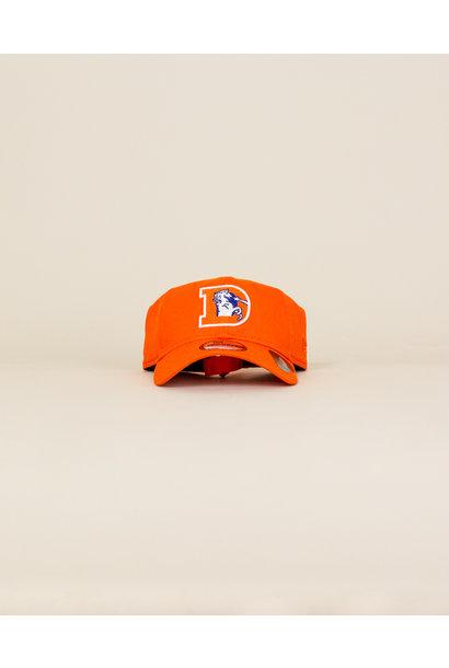 New Era Denver Broncos C C Hat - Orange