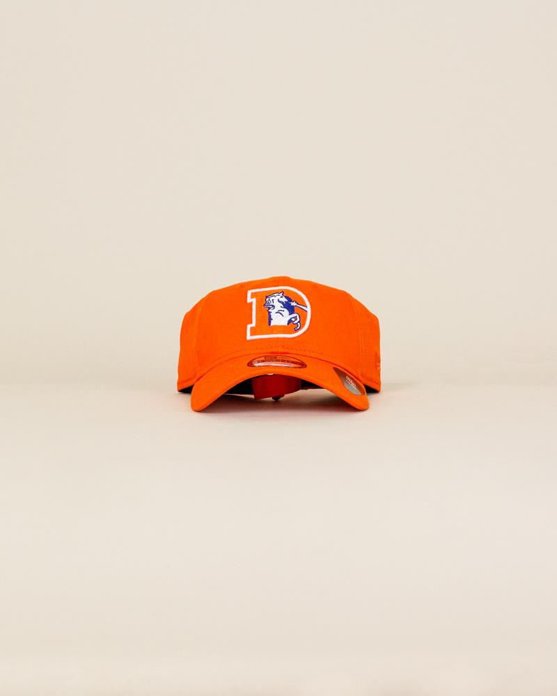 New Era Denver Broncos C C Hat - Orange-1
