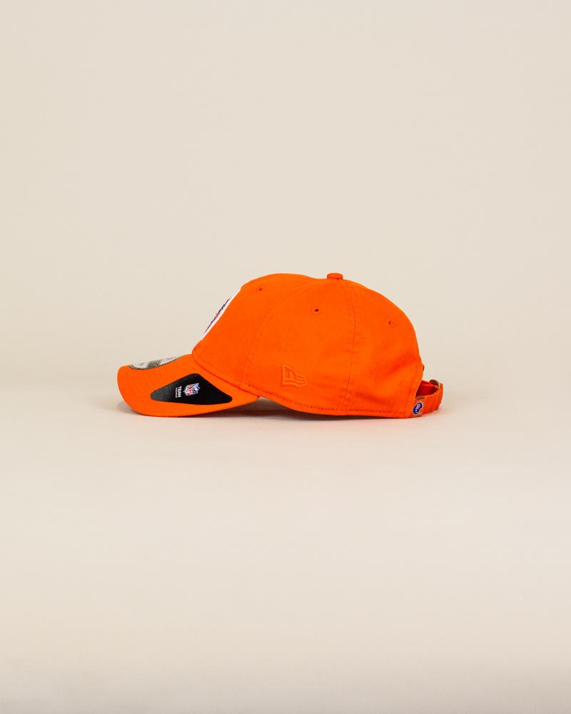 New Era Denver Broncos C C Hat - Orange-2