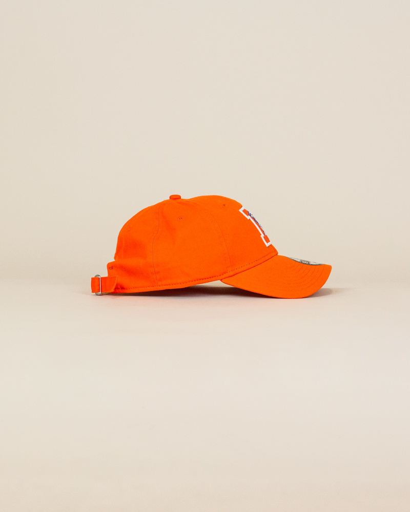 New Era Denver Broncos C C Hat - Orange-3