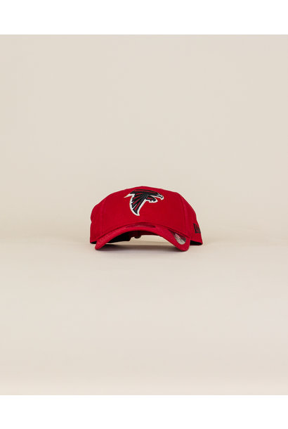 New Era Atlanta Falcons Core Classic Strapback Cap - Red