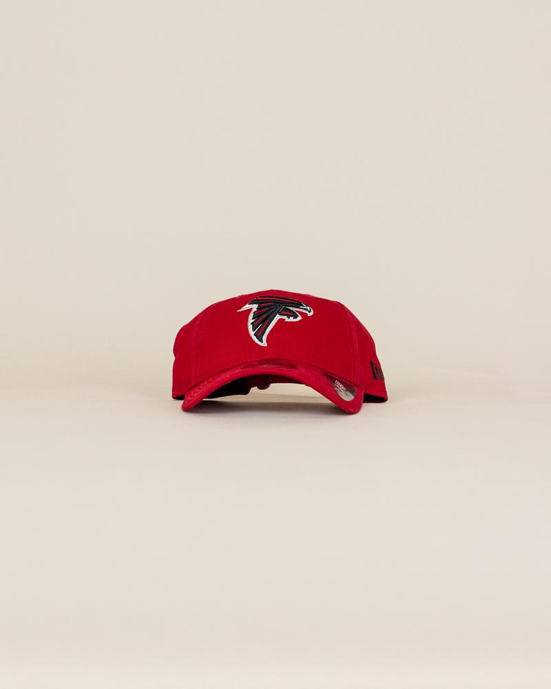 New Era Atlanta Falcons Core Classic Strapback Cap - Red-1