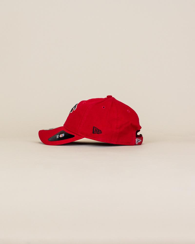 New Era Atlanta Falcons Core Classic Strapback Cap - Red-2