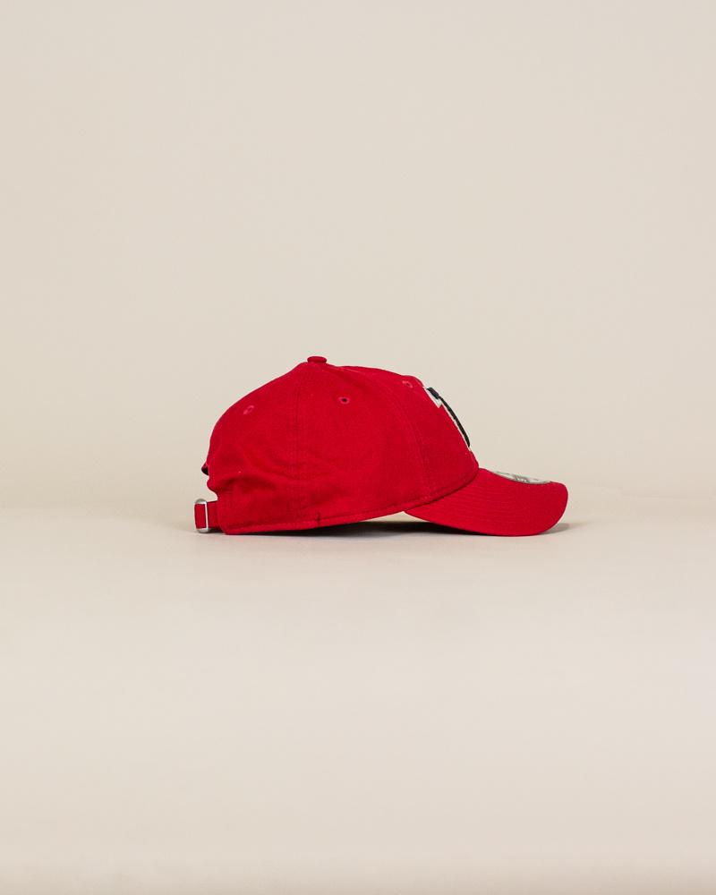 New Era Atlanta Falcons Core Classic Strapback Cap - Red-3