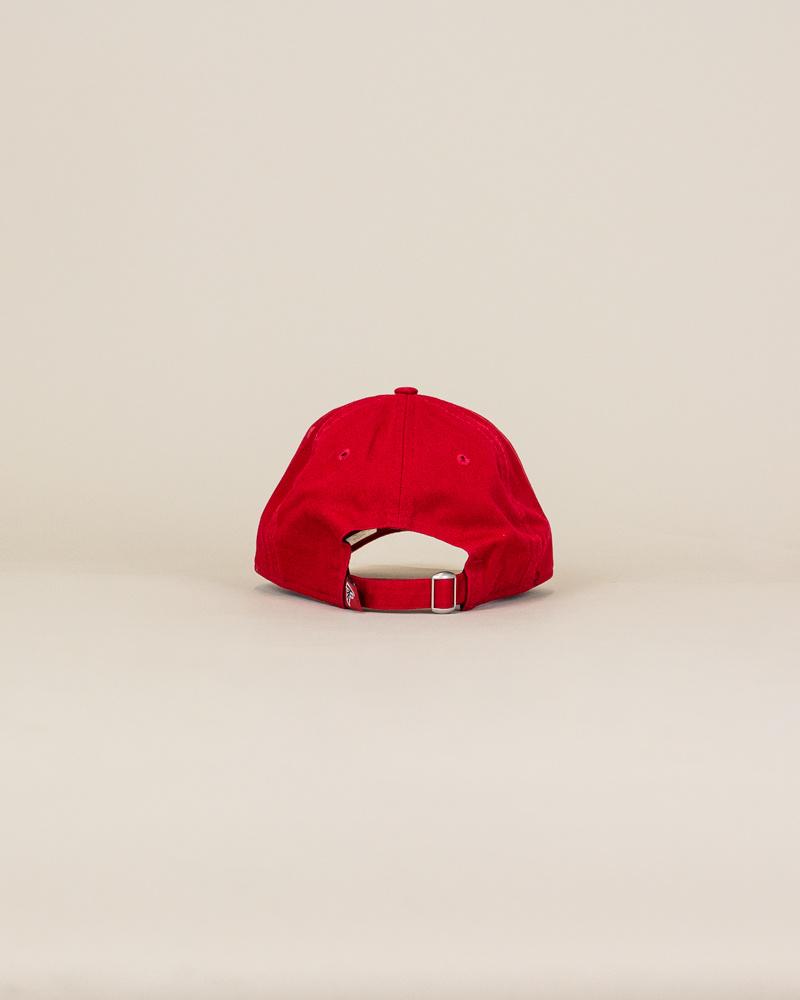 New Era Atlanta Falcons Core Classic Strapback Cap - Red-4