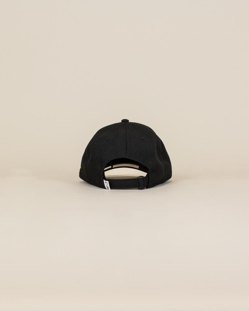 New Era Toronto Raptors Strapback Cap - Black-4