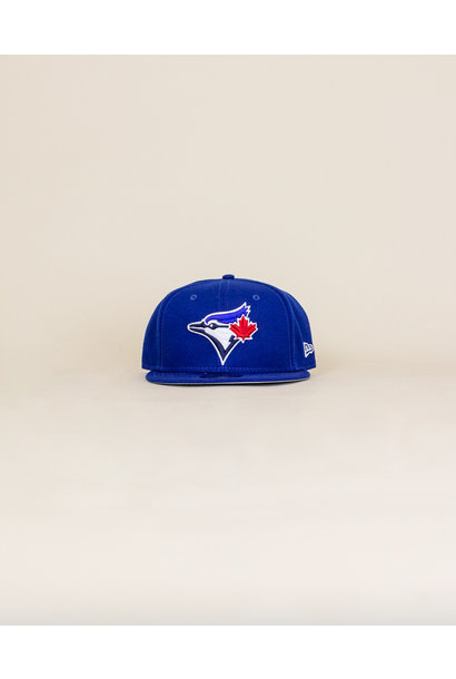 New Era Toronto Blue Jays Snapback Hat - Blue