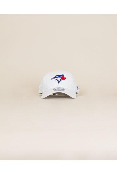 New Era Toronto Blue Jays Strapback - White