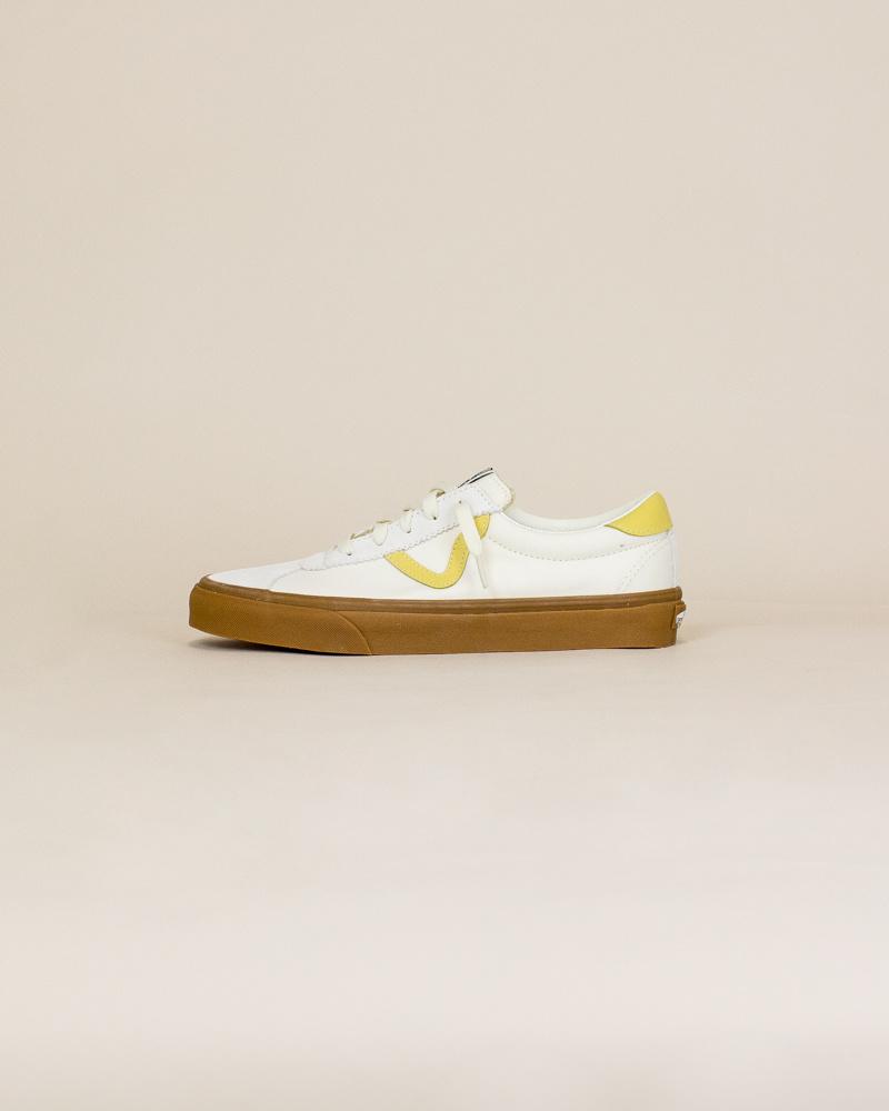 Vans Gum Sport - Marshmallow/Cream Gold-1