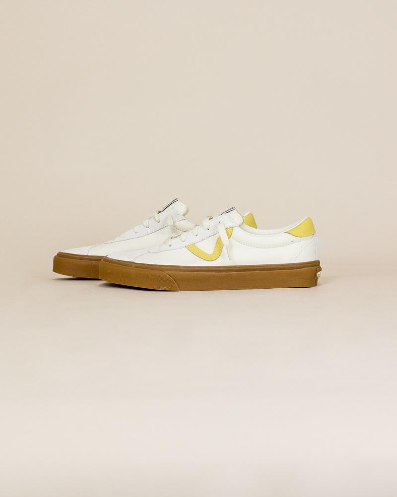 Vans Gum Sport - Marshmallow/Cream Gold-2