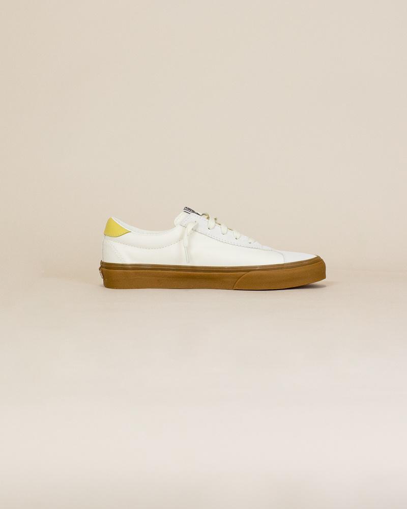 Vans Gum Sport - Marshmallow/Cream Gold-4