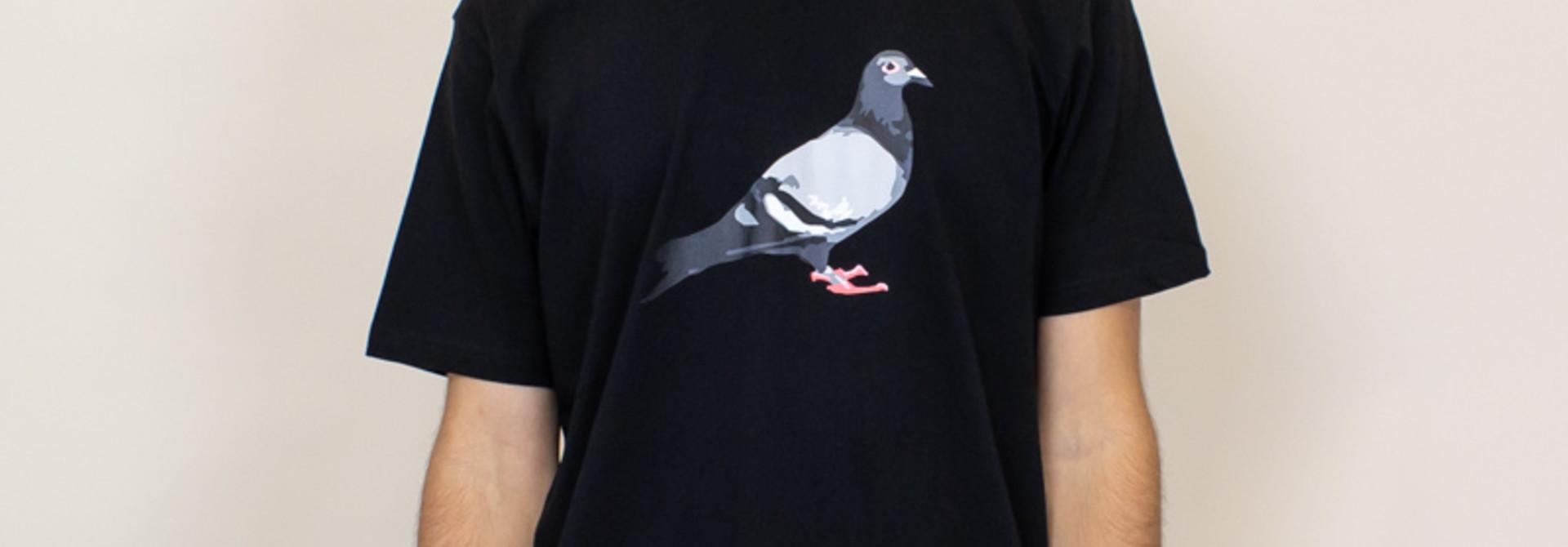 Staple Pigeon Logo Tee - Black
