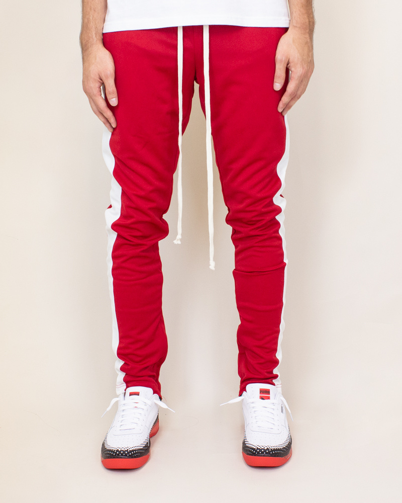 EPTM Track Pants - Red-1