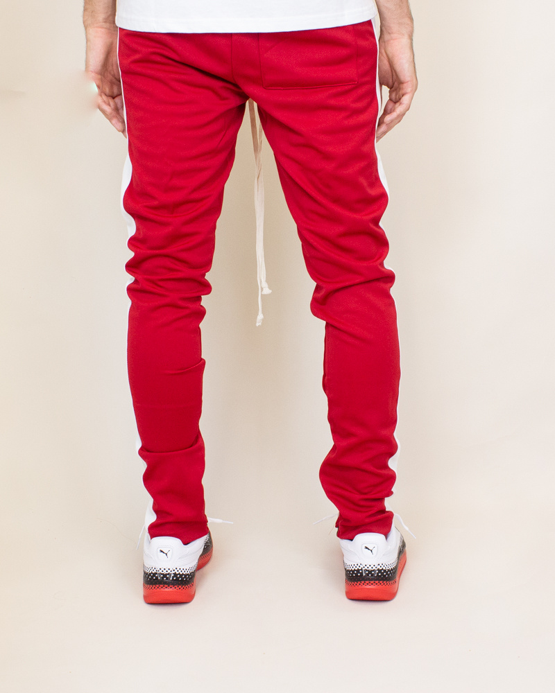 EPTM Track Pants - Red-4