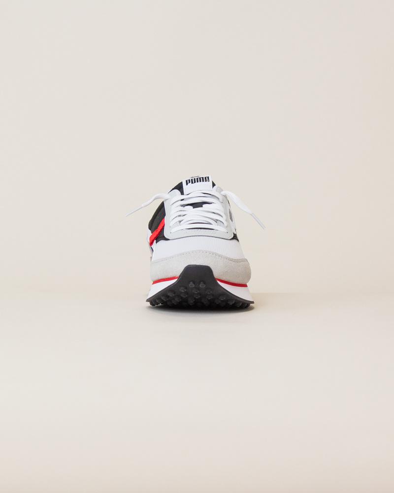 Puma Future Rider Core - White / Red-5