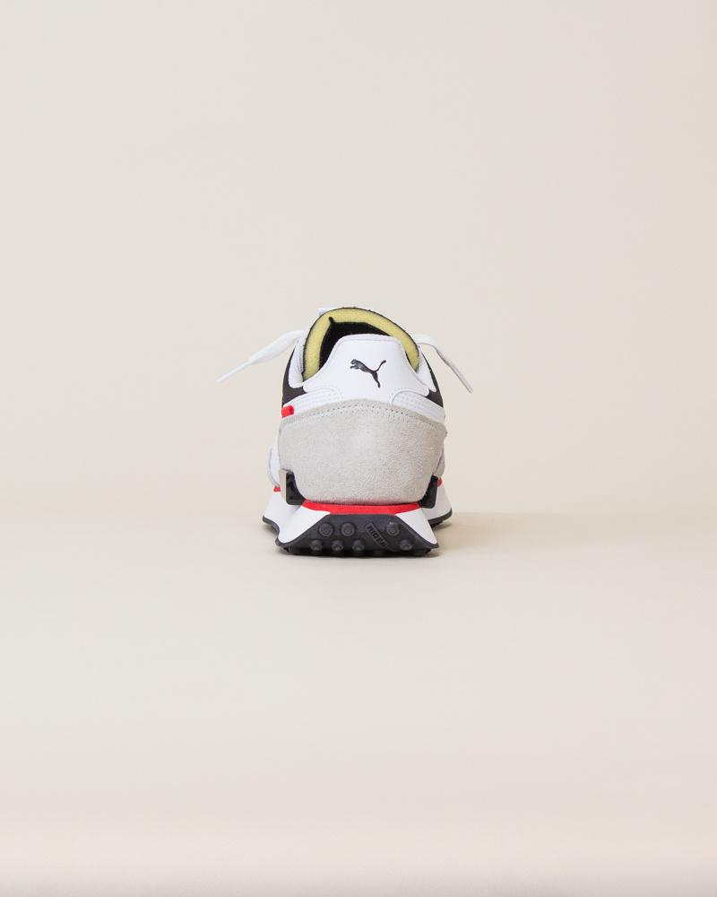 Puma Future Rider Core - White / Red-6
