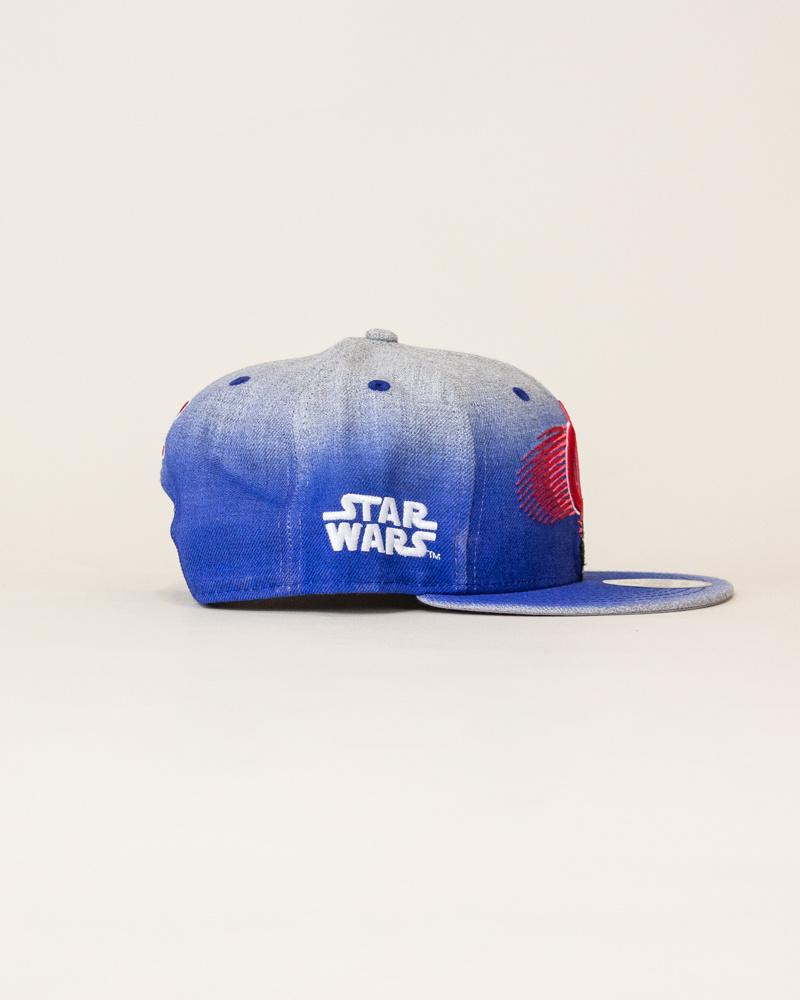 New Era Chicago Cubs X Star Wars Snapback - Blue-4