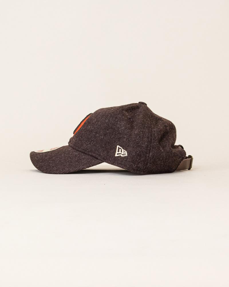 New Era Vintage Team Balsox Strapback - Brown/Orange-2