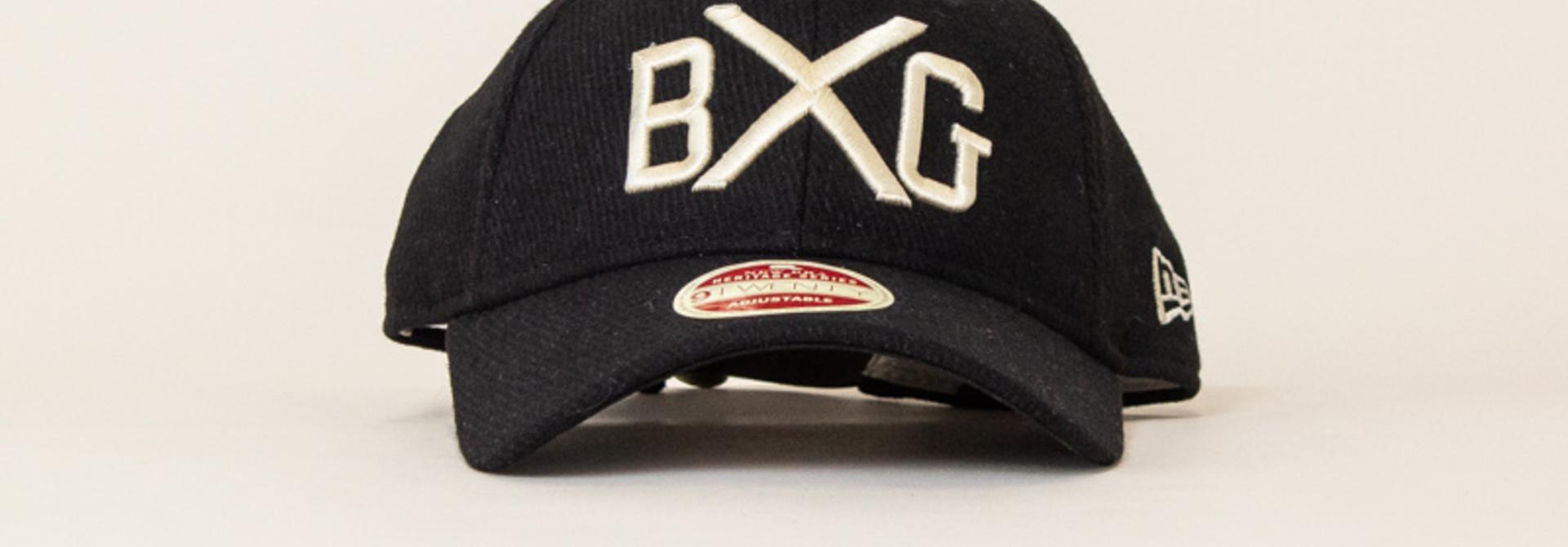 New Era Vintage Team Bacgia Strapback - Black/Cream