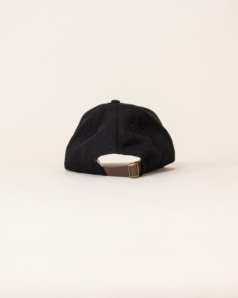 New Era Vintage Team Bacgia Strapback - Black/Cream-3