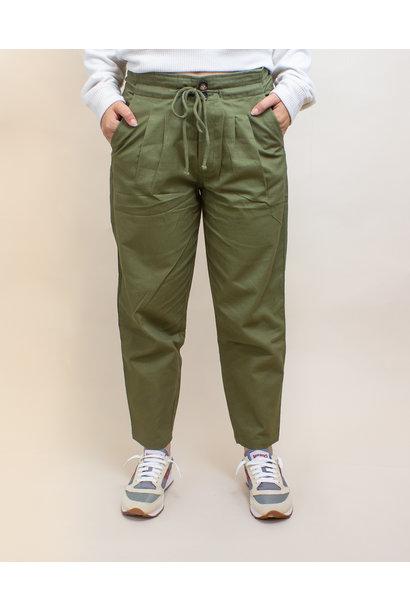 Favlux Cargo Pants - Olive